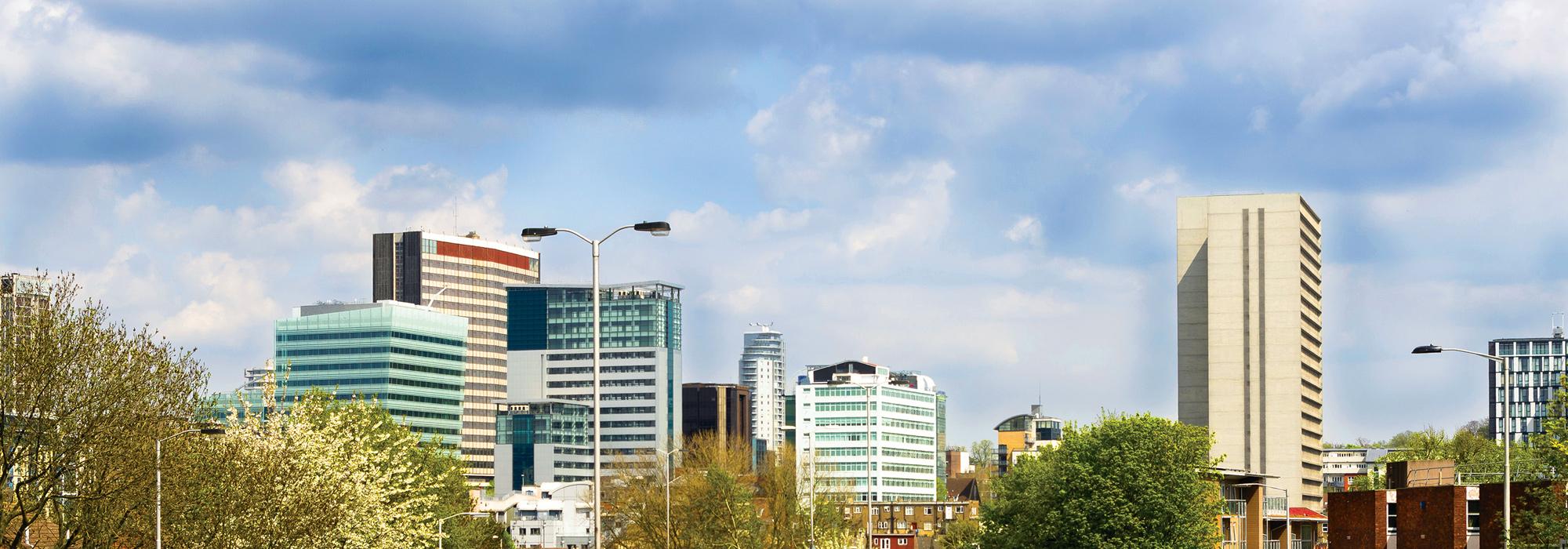croydon-skyline